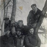 Хасапов-Соловьев-Флорин-Теренин-Лопуховский-доктор Женя-1942-Брянск