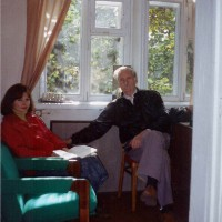 Хасапов в своем кабинете-Брянск-1992